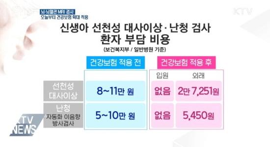 신생아 (출처=KTV)