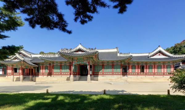 금단의 영역 창덕궁 희정당 내부 한 달간 공개