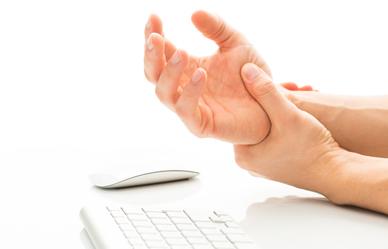 손이 저리고 손목이 찌릿! '손목터널증후군'