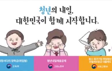 청년의 내일, 대한민국이 함께 시작합니다!