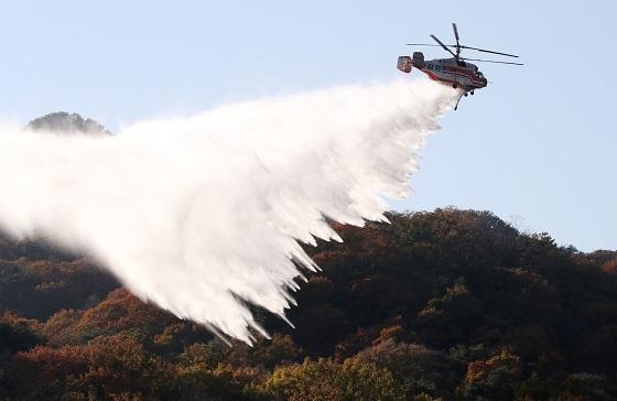 국립공원 탐방로, 산불예방 위해 15일부터 일부 통제