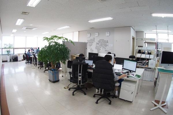 ㈜닷 본사사무실
