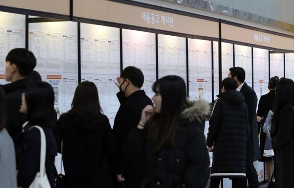 11월 취업자 16만5000명 증가…10개월만에 최대 폭
