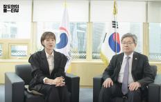 [장도연의 롱터뷰] 고용노동부 장관 면접본 썰