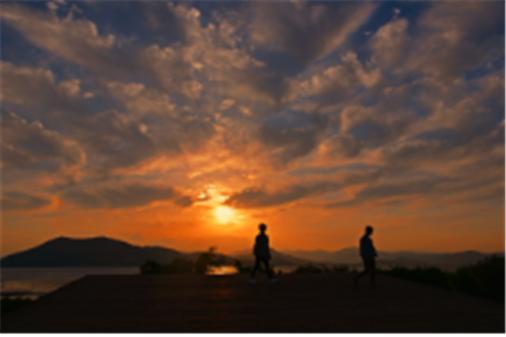 순천·여수 여자만갯가길 해안 경관(제공=국토교통부)