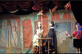 프라하에서 유혹하는 모차르트의 '돈 조반니' 인형극