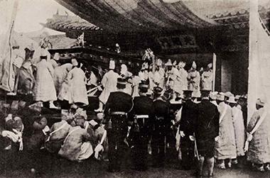 100년 전, 고종 황제의 국장 어떻게 진행됐을까