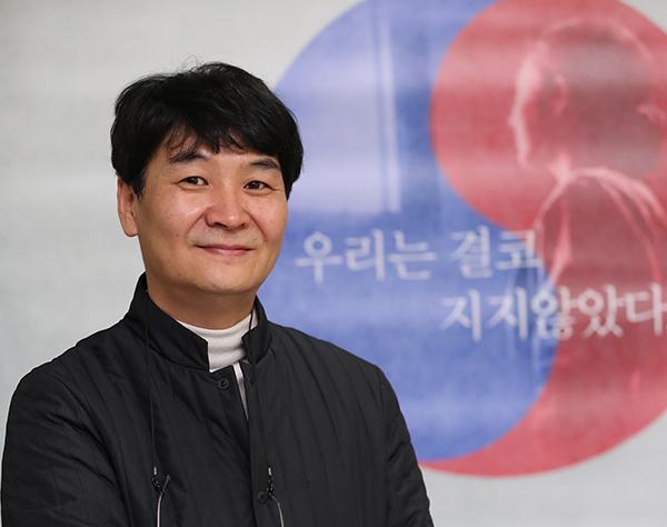영화 '1919 유관순' 총감독을 맡은 윤학렬