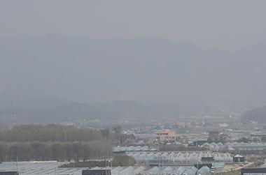 농업·농촌 미세먼지 본격 대응 나선다
