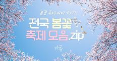 전국 봄꽃 축제 일정 모아보기