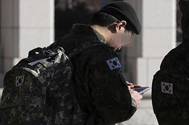 현역 병사 전용 3만원대 휴대전화 요금제 나온다