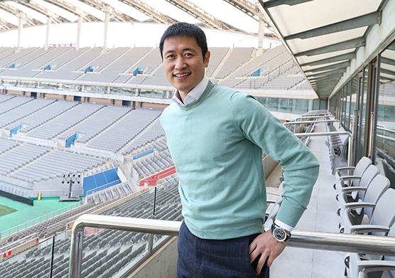 """이영표 스포츠혁신위원 """"이기는 것보다 더 중요한 가치 잊지 말아야"""""""