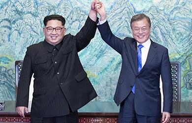 '판문점선언' 1주년 기념 '평화퍼포먼스' 27일 판문점