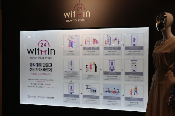 <Within 24, Show your style>의 과정 흐름도
