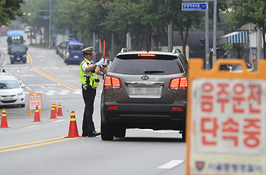 공무원 음주운전 징계 강화…첫 적발도 최소 '감봉'
