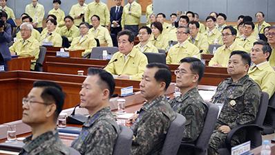 국민보호 비상대비훈련, 을지태극연습