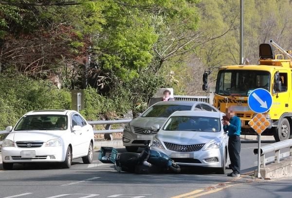 안전 운전은 습관처럼 당연히 지켜야 할 일 아닐까.(출처=뉴스1)