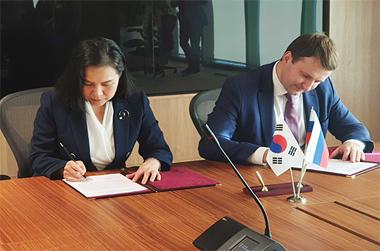 한-러시아, 서비스·투자 FTA 협상 개시