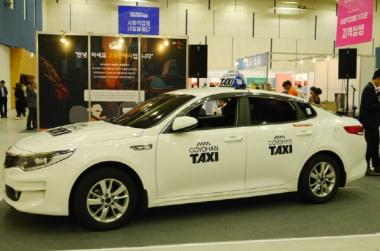 청각장애인이 운전하는 '고요한 택시'