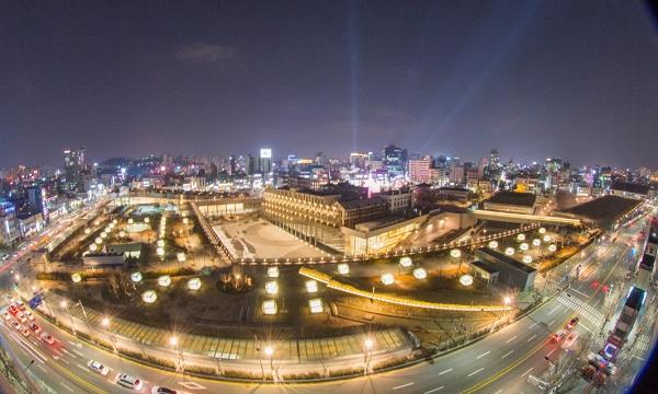 국립아시아문화전당 전경.(사진=조직위 제공)