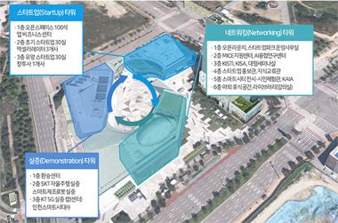한국형 실리콘밸리 '스타트업 파크' 인천 송도에 조성