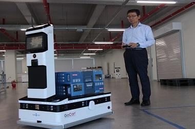 40만원대 로봇청소기로 유럽 가전업계 '눈도장'