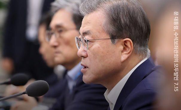 """""""일본 수출규제 조치는 결코 성공하지 못할 것입니다"""""""