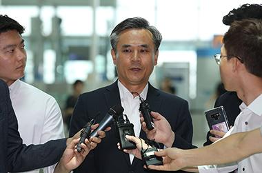 WTO 일반이사회에 산업부 김승호 실장 파견