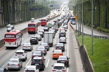 여름휴가 고속도로 7월말~8월초 가장 붐빈다