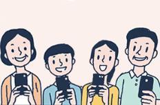 [웹툰] 건강한 우리집 스마트폰 사용 10계명