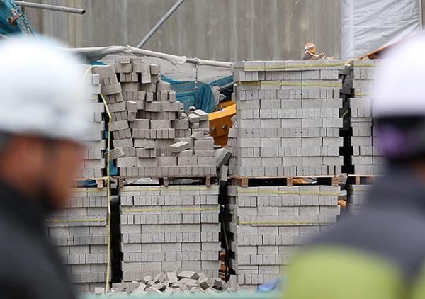 정부는 오는 10월까지 건설현장에서 발생하는 산업재해 사망사고를 예방하기 위해 관계기관 합동으로 고강도 현장점검을 실시한다..(사진=저작권자(c) 연합뉴스, 무단 전재-재배포 금지)
