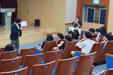 한국전통문화대학교에 들어가면 뭐가 좋을까?