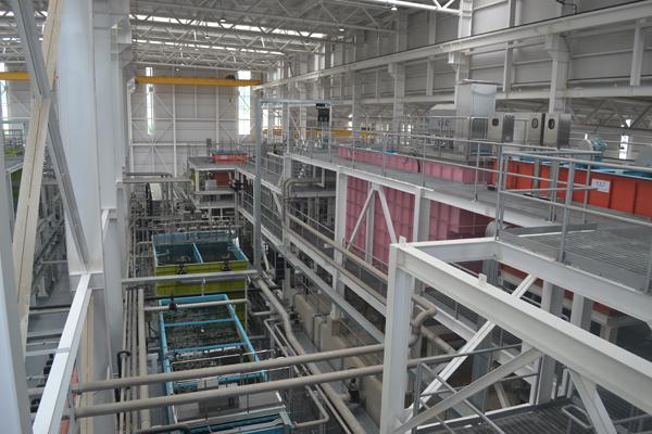 실증플랜트에는 정수부터 하수, 폐수, 재이용까지 물을 이용하는 모든 과정을 다룰 수 있는 테스트베드(시험환경)가 갖춰져 있었다. 전 세계에서 유일하게 24시간 연속으로 물 1000∼2000t을 활용해 실증실험을 할 수 있는 곳이기도 하다.