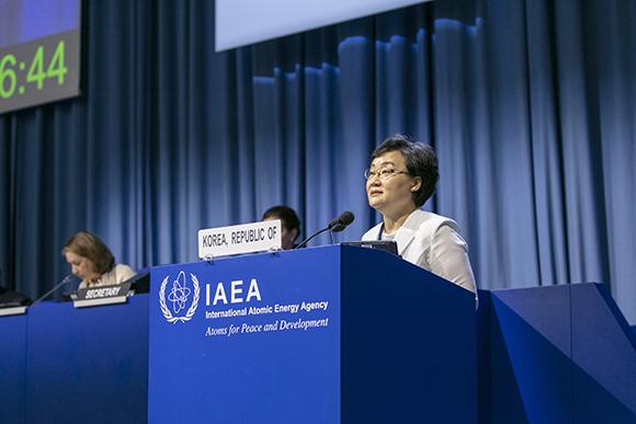 """정부, 후쿠시마 오염수 국제 공론화…""""전 지구 해양환경에 영향"""""""