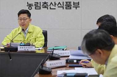 """김현수 장관 """"돼지열병 방역 최고수준으로 끌어올려야"""""""