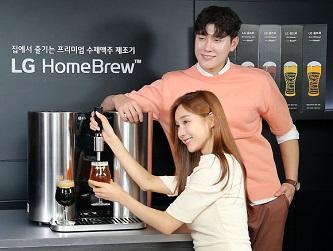 가정용 수제맥주 제조기 시음행사 허용…규제샌드박스 통과
