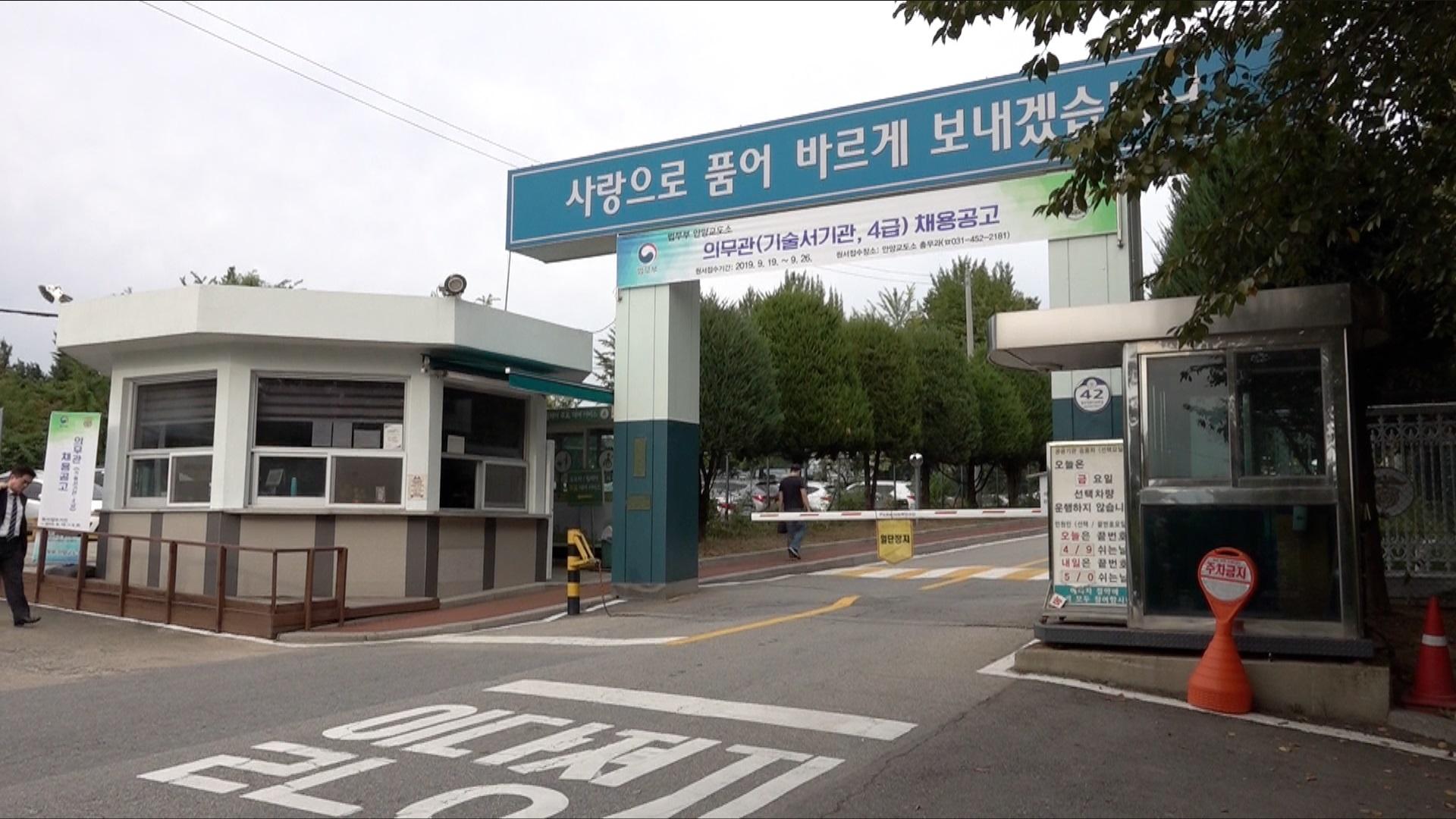 대한민국에서 가장 오래된 교도소인