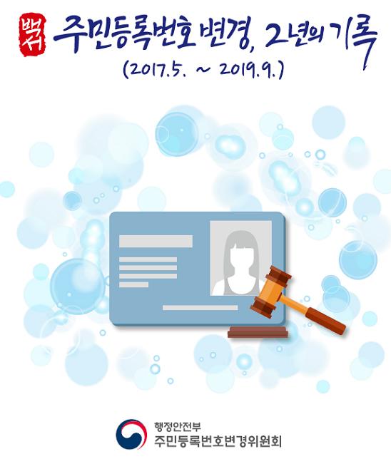 '(백서)주민등록번호 변경, 2년의 기록' 표지