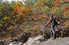 울긋불긋~ 단풍으로 물든 가을, 산행 시 안전수칙