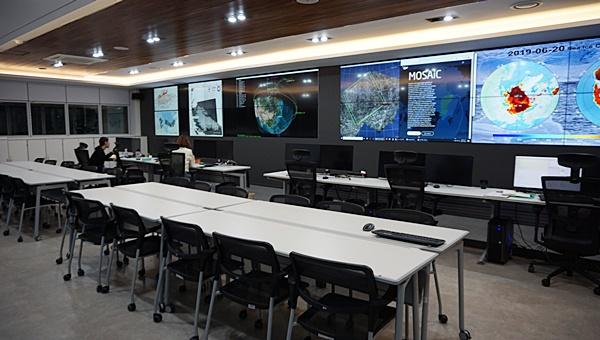 극지연구소 위성탐사·빙권정보 센터