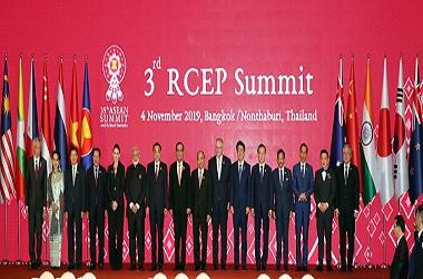 세계최대 FTA 'RCEP' 협정문 타결…신남방정책 가속화
