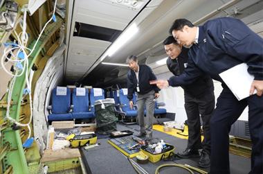 국토부, 보잉 737NG 100대 점검 완료…13대 운항정지