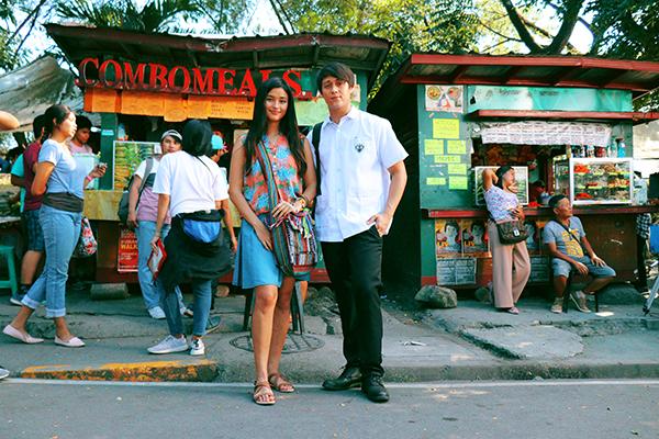 필리핀 영화산업의 현재를 확인할 수 있는 청춘 로맨스 영화 <홀로/함께>는 상업영화와 작가영화 사이에서 활동하며 필리핀 영화에 새로운 활력을 불어넣고 있는 앙트와넷 자다온 감독의 작품이다. (사진=아세안문화원 제공)