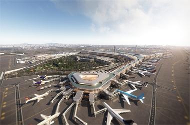 5년뒤 인천공항, 세계 3대 초대형 허브공항 된다