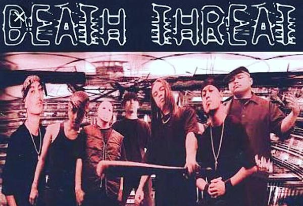 필리핀의 선구적인 힙합 그룹 데쓰 쓰릿의 리더 오지 비웨어(오른쪽 세 번째)와 멤버들. (사진=저작권자(c) Death Threat/주필리핀한국문화원 제공, 무단 전재-재배포 금지)