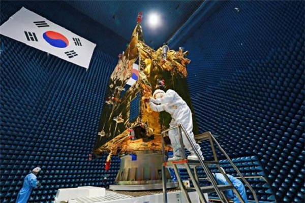 미세먼지 관측 '천리안 위성 2B호' 공개