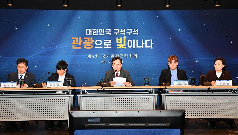 지역관광 4대 걸림돌 제거…내년 외래관광객 2000만명 달성