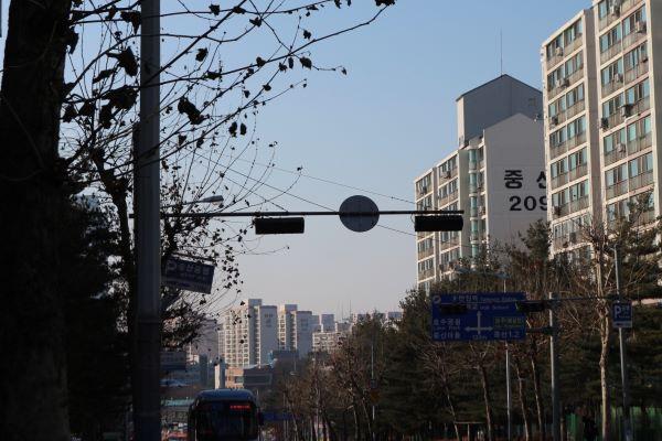 치매안심마을의 대표적 사례로 꼽히는 일산동구의 중산마을.