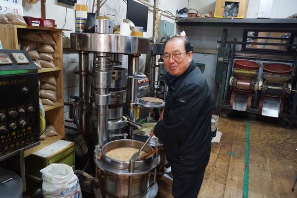 성남 모란시장에서 30년 넘게 장사를 해온 상인도 모바일 온누리상품권을 환영한다.