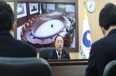 """홍 부총리 """"신북방정책 역점추진…성과창출 원년으로"""""""